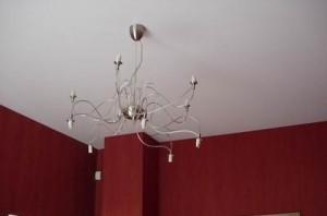 Что такое бесшовный потолок?