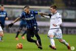«Интер» проиграл «Лацио», однако остался на1-й строчке Серии А