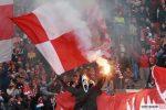 Сожжение турецкого флага фанатами «Спартака» оценено в 100 тыс. руб.