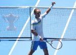 Долгополов стартовал спобеды наAustralian Open