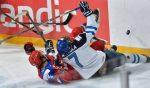 Сборная Российской Федерации уступила вфинале Молодежного чемпионата мира похоккею