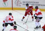 Лукашенко наРождественском турнире непоказухой занимается, аработает