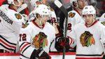 Дубль Панарина помог «Чикаго» переиграть «Питтсбург» вматче чемпионата НХЛ