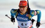 Елена Пидгрушная одолела вспринтерской гонке вКенморе— Биатлон