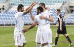«Зенит» переиграл «Эребру» и одержал победу Atlantic Cup