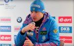 Этап Кубка мира: русский биатлонист Антон Шипулин завоевал «серебро»
