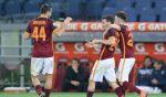 «Рома» обыграла «Сампдорию» вчемпионате Италии