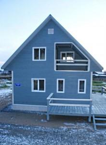 Строим каркасный дом Светогорск