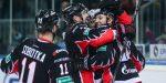 Сильнейшие хоккейный клубы вступили в противоборство заКубок Гагарина