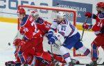 Дадонов иШипачёв подали заявления нарасторжения контрактов соСКА