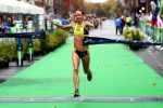 Украинская спортсменка выиграла марафон вЛос-Анджелесе