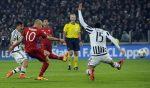 «Бавария» прошляпила победу вматче с«Ювентусом»