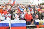 ВХанты-Мансийске стартует завершающий этап Кубка мира побиатлону