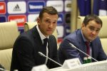 Шевченко стал помощником основного тренера сборной государства Украины