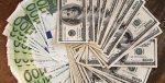 Доллар иевро снова упали вцене — Валютные качели продолжаются