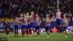 «Атлетико» и«Манчестер сити» пробились вчетвертьфинал Лиги чемпионов