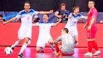 Сборная РФ помини-футболу вышла вфинал чемпионата Европы