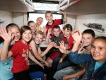 Все лето билеты напоезд для детей будут реализовываться соскидкой 50%