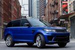 Range Rover Sport SVR будет мощнее