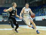 БК «Нижний Новгород» проиграл матч ВЭФу затри мин., считает Антонов