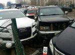 НаСалтовке нетрезвая женщина-водитель повредила 5 машин