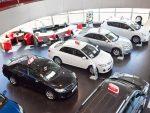 Вначале весны украинские автодилеры продали без малого 5 тыс. новых машин