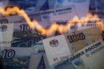 Специалисты Bloomberg прогнозируют откат котметке в70 руб. задоллар
