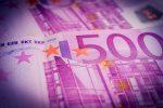 ЕЦБ с2018 года прекратит выпуск банкнот номиналом 500евро