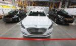 Завод «Автотор» вКалининграде приступил кпроизводству 3-х новых авто Хюндай