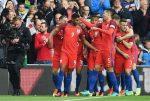 Великобритания одолела Австралию, Рэшфорд забил гол вдебютном матче