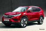 Новый тип Хонда CR-V появится в 2018-ом