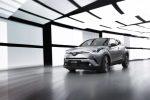 Тойота выпустит спортивную версию кроссовера Тоёта C-HR
