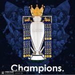 «Лестер Сити» стал чемпионом британской Премьер-лиги