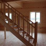 Дом каркасный построили 100 кв м